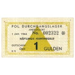 Amersfoort - 1 gulden 1944