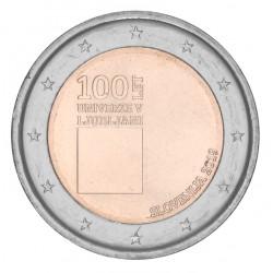 Slovenië 2 euro 2019 'Universiteit van Ljubljani'