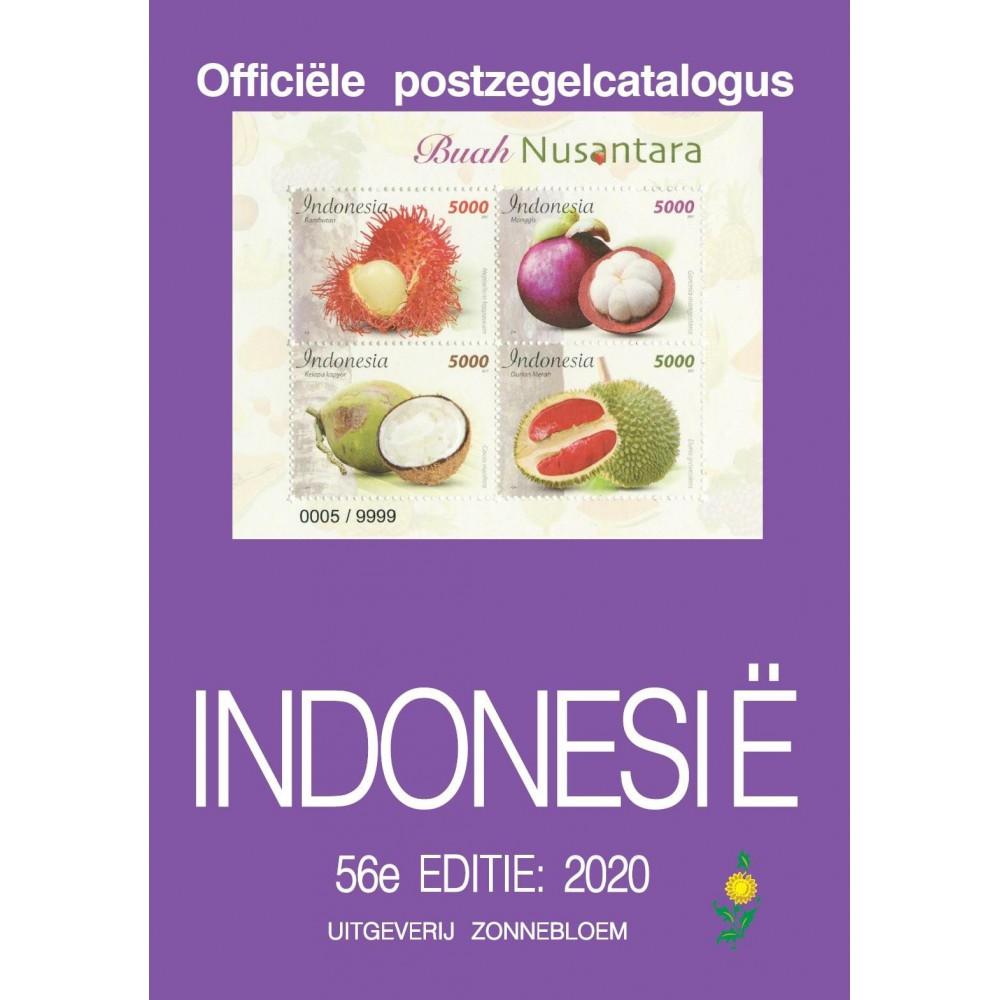 Zonnebloem Indonesie 2020, 56e editie