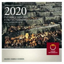 Oostenrijk BU-Set 2020 'Nooit  Vergeten'