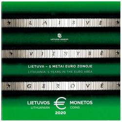 Litouwen BU-set 2020