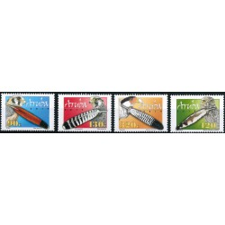 2019 Aruba postzegels | Veren