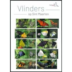 2019 Sint Maarten Vel   Vlinders