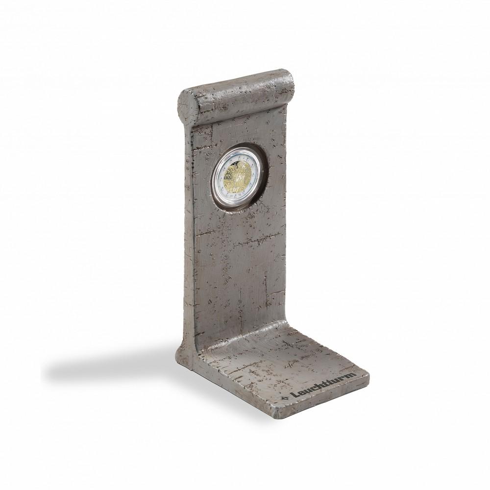 Berlijnse muurelement inclusief bijbehorende Duitsland 2 euro 2019