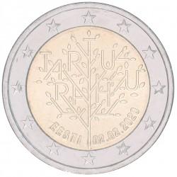 Estland 2 euro 2020 'Verdrag van Tartu'