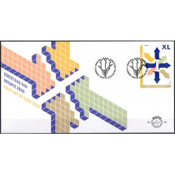 2020 Nederland FDC | XL zegel