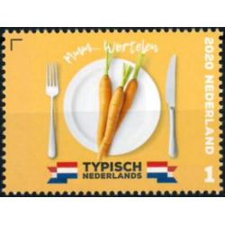 2020 Nederland Vel | Typisch Nederlands - Wortelen