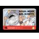 5 euromunt België 2020 75 jaar 'Suske en Wiske' reliëf BU in coincard (Leverbaar April)