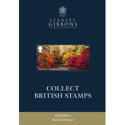 Stanley Gibbons 2020 Collect British postzegelscatalogus