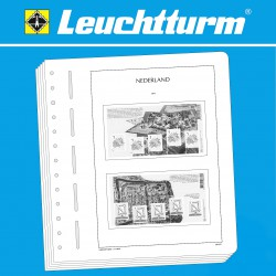 Leuchtturm luxe supplement Nederland Velletjes 2019 'Mooi Nederland'