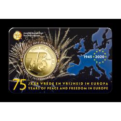 België 2,5 euro 2020 'Vrede en Vrijheid'