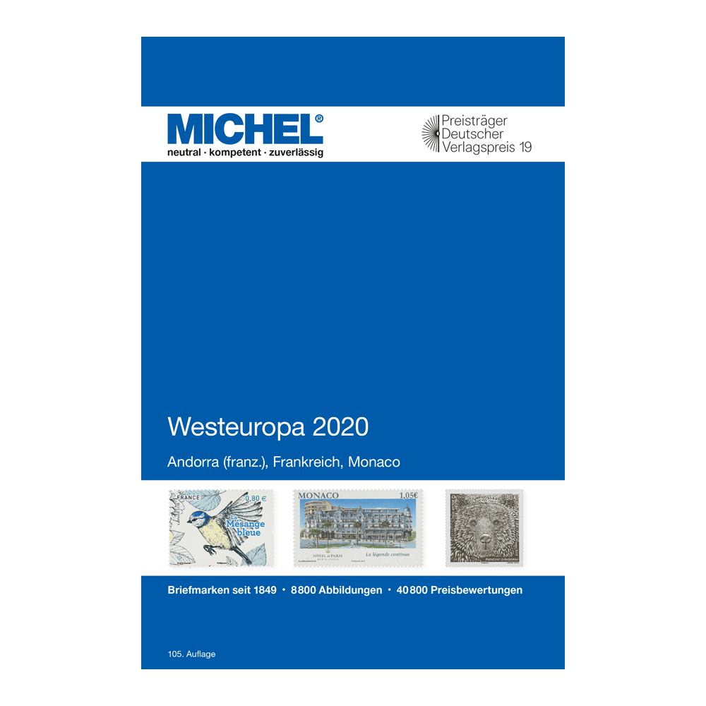Michel Europa deel 3 West Europa 2020