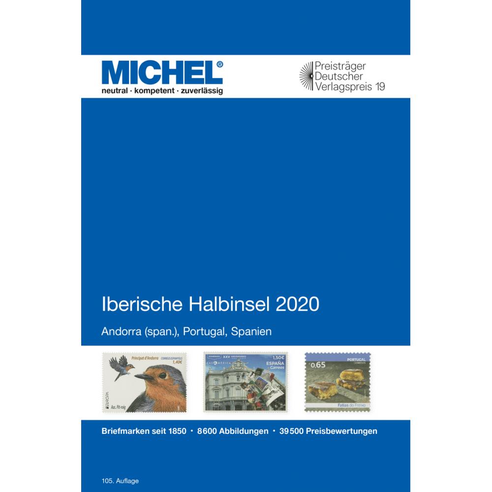 Michel Europa deel 4 Iberisch Schiereiland 2020