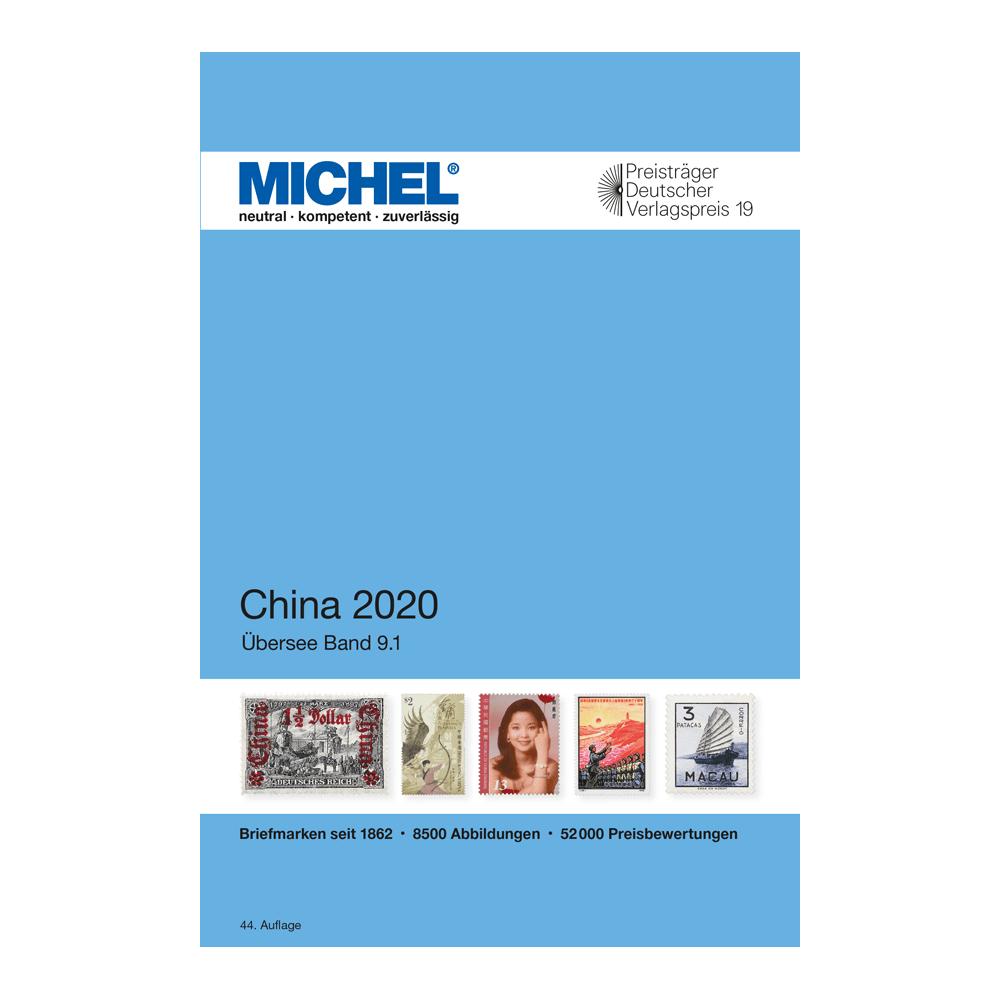 Michel Overzee deel 9-1 China 2020