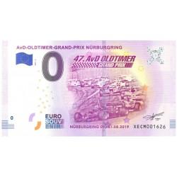 0 euro Duitsland 2019 'Oldtimer Grand Prix'