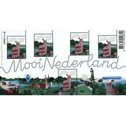 2005 Nederland Blok | Mooi Nederland  | (1) Nijmegen