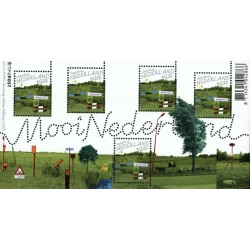 2005 Nederland Blok | Mooi Nederland | (2) Nederland