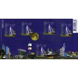2005 Nederland Blok | Mooi Nederland (3) Rotterdam