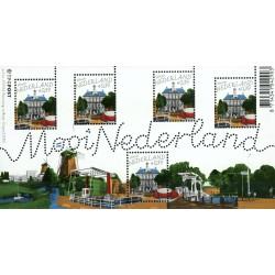 2005 Nederland Blok | Mooi Nederland (4) Weesp