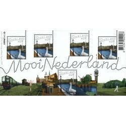 2005 Nederland Blok | Mooi Nederland (5) Goes