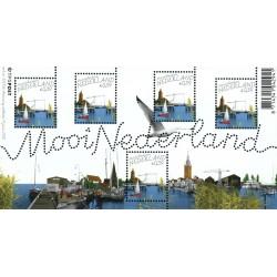 2005 Nederland Blok | Mooi Nederland (6) Monnickendam