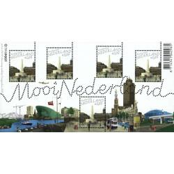 2005 Nederland Blok | Mooi Nederland (7) Amsterdam