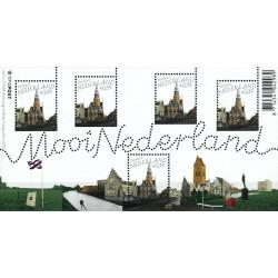 2005 Nederland Blok | Mooi Nederland (8) Bolsward