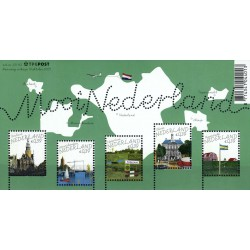 2005 Nederland Verzamelblok | Mooi Nederland (2) Dorpen
