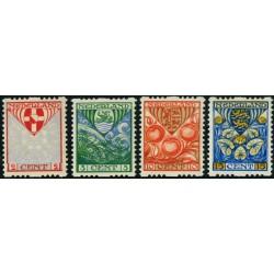 1926 Nederland Roltanding | Tweezijdige roltanding