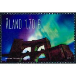 2019 Aland postzegel   Poollicht