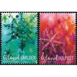 2019 Aland postzegels   Kerst