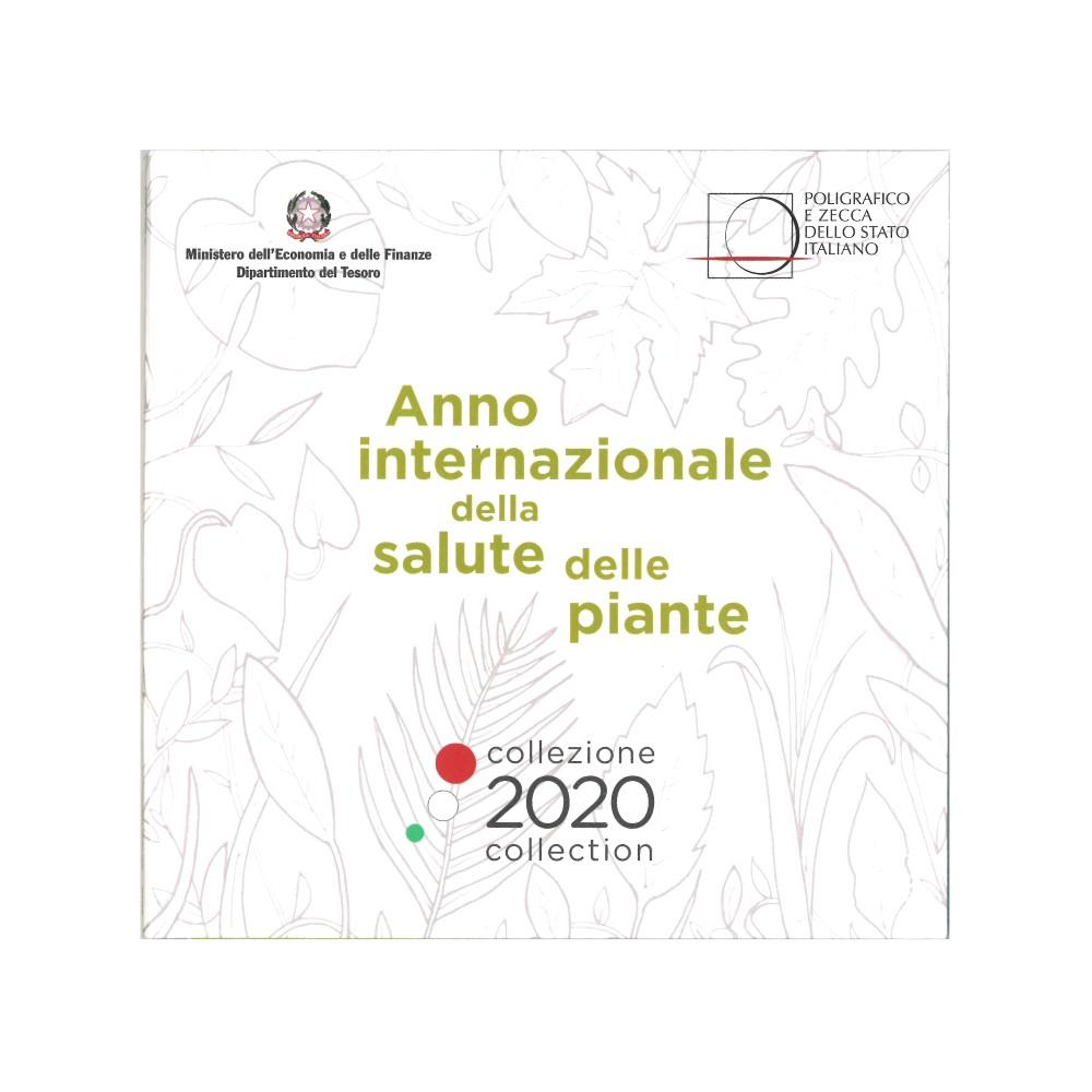 Italië BU-Set 2020 'plantengezondheid'