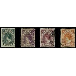 1899-1905 Nederland postzegel | Koningin Wilhelmina