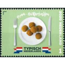 2020 Nederland Vel | Typisch Nederland - Bitterballen