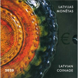 Letland BU-Set 2020 'Keramiek'