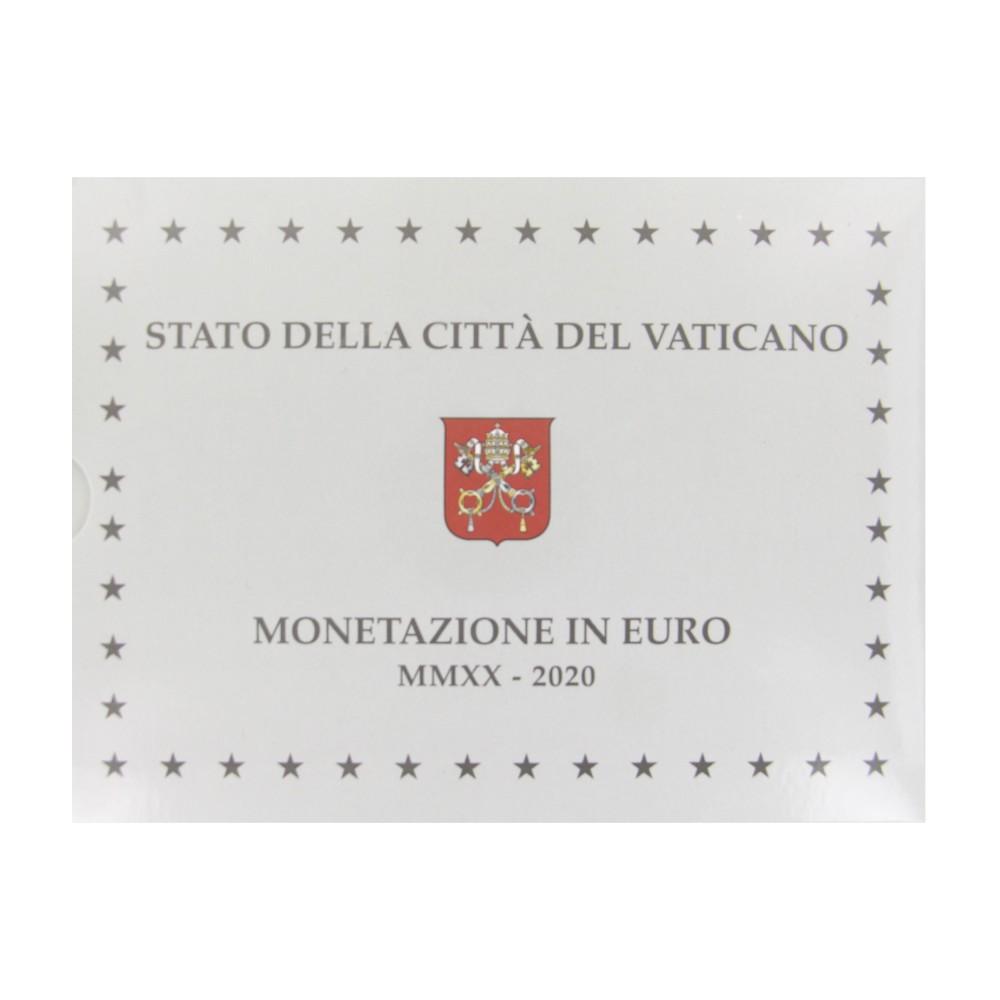 Vaticaan proofset 2020 inclusief 20 euro zilver