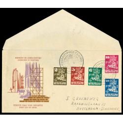 1950 Nederland FDC | Kerken