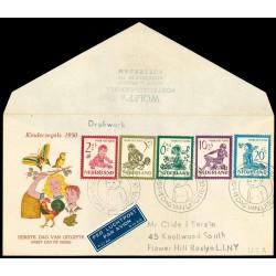 1950 Nederland FDC | Kind