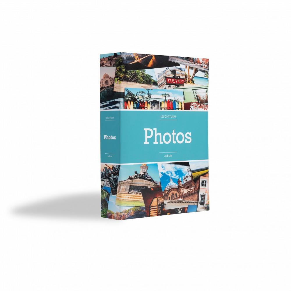 Leuchtturm Pixx album voor 200 foto's formaat 10 X 15 cm