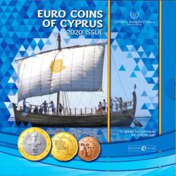 Cyprus BU-set 2020