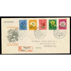 1952 Nederland FDC | Zomer