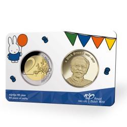Nederland coincard 2020 'Nijntje 65 jaar'