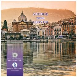 Griekenland BU-Set 2020 'Lesbos'