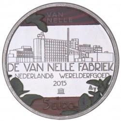 Van Nelle Fabriek Vijfje  2015 in kleur