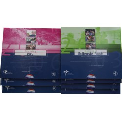 Nederland Collectie BU-sets van 1999 t/m 2006 'Goede Doelen'