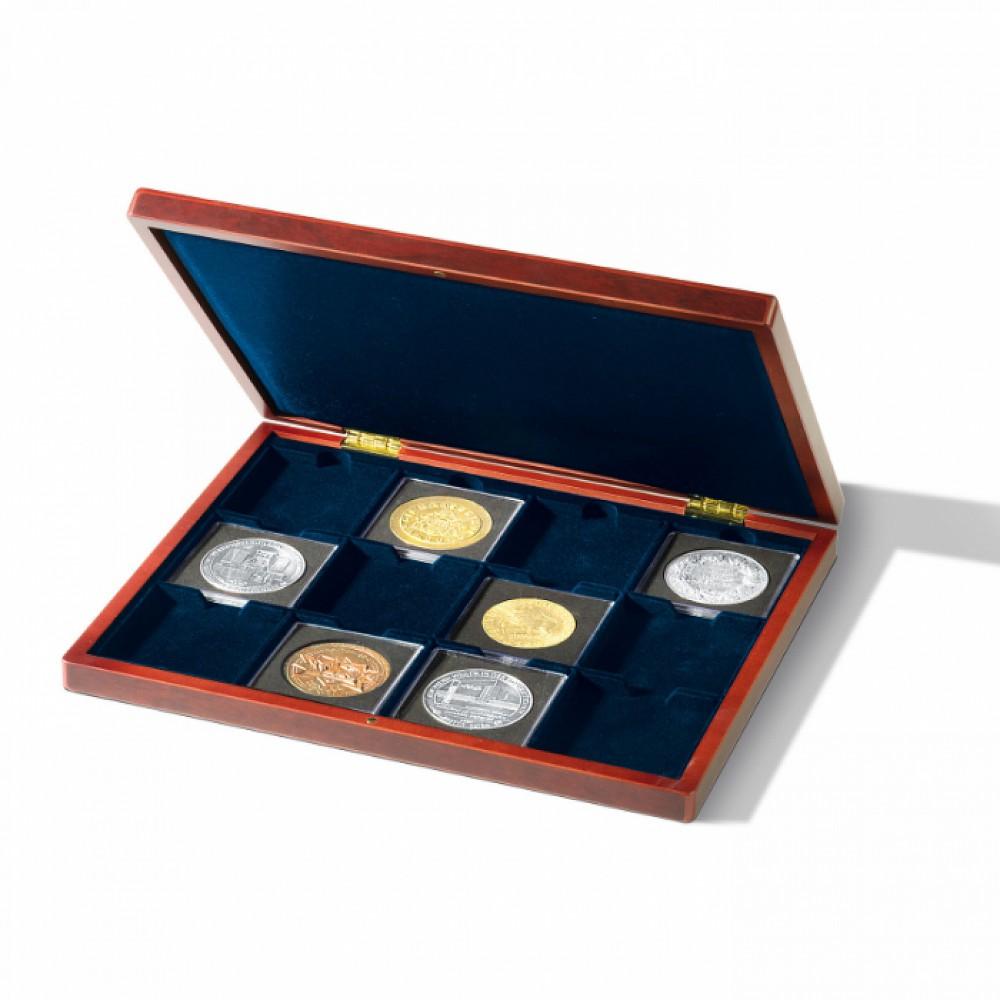 Muntencassette volterra uno voor 12 munten in quadrum XL/ munthouder XL