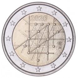 Finland 2 Euro 2020 '100 Jaar Universiteit van Turku'