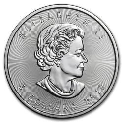 Canada 5 Dollars - Maple Leaf 1 OZ.