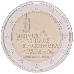 Portugal 2 euro 2020 '730 jaar universiteit Coimbra'