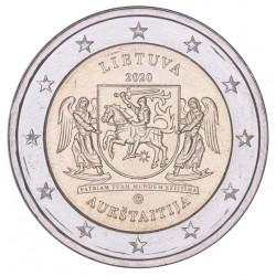 Litouwen 2 Euro 2020 'Aukštaitija'